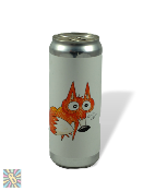 Brewski What Does The Fox Say ? Kveik IPA 33cl