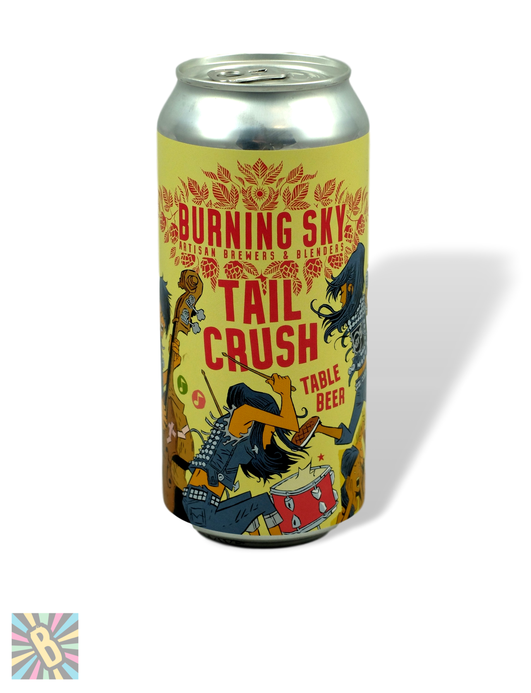 Burning Sky Tail Crush 44cl