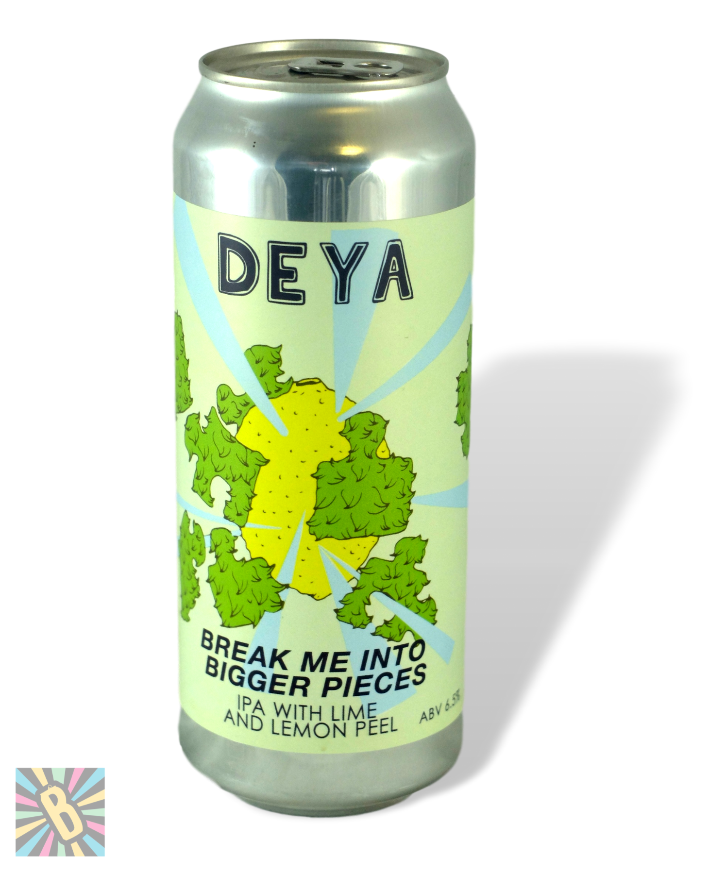 Deya Break me Into Bigger Pieces 50cl