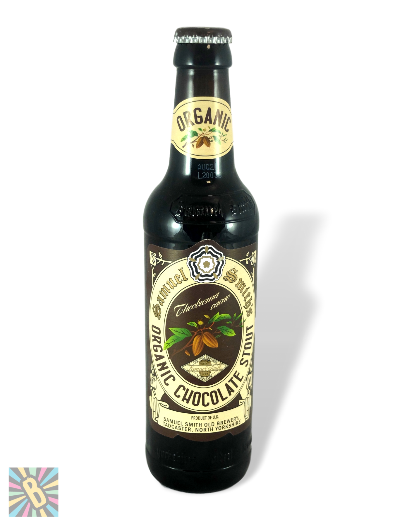Samuel Smith Organic Choco 35.5cl